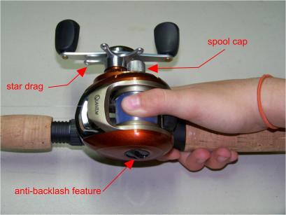 baitcaster reels